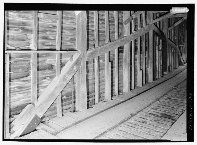 Link Farm Covered Bridge, Spanning Sinking Creek, Newport, Giles County, VA