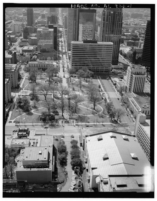 Linn Park, Bounded by Park Place, Eighth Avenue, Short Twentieth & Twenty-first Streets, Birmingham, Jefferson County, AL