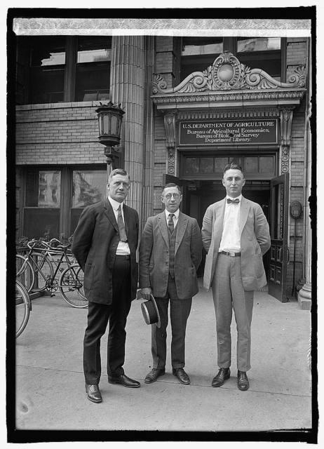 Lloyd S. Tenny, Arthur W. Palmer, G.T. Willingmeyer, 7/27/23