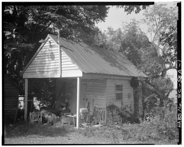 Loch Dhu, Kitchen Building, State Route 6 & County Road 59 vicinity, Eutawville, Orangeburg County, SC