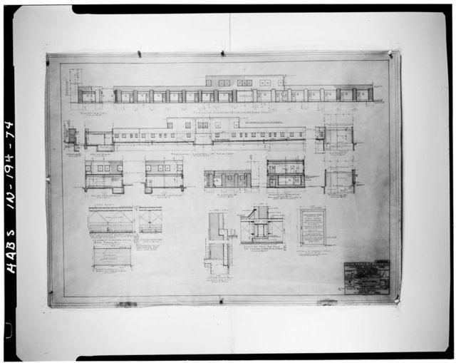 Lockefield Garden Apartments, 900 Indiana Avenue, Indianapolis, Marion County, IN