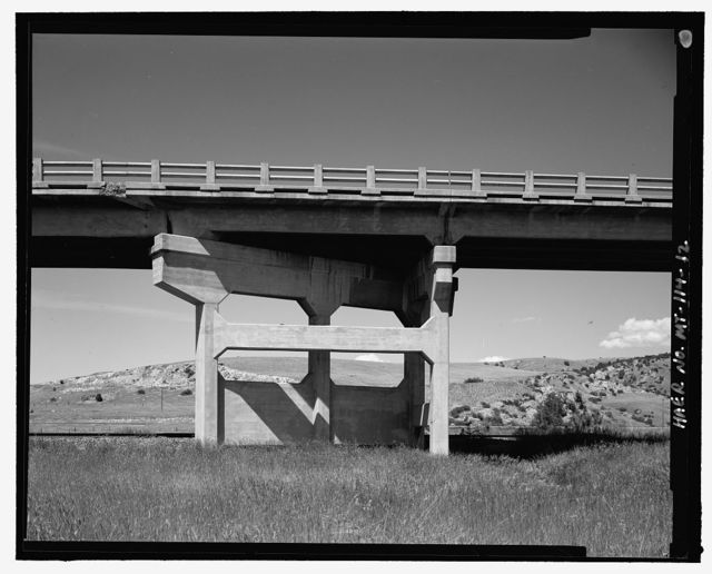 Logan Overpass, Spanning Montana Rail Link at Montana Secondary Highway 205, Logan, Gallatin County, MT