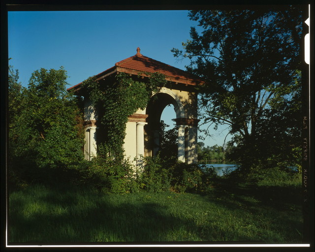 Longview Farm, Pergola, Longview Road, Lees Summit, Jackson County, MO