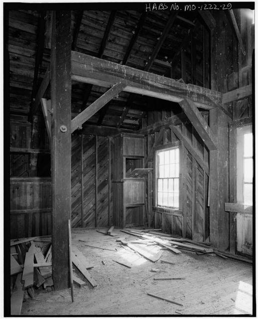 Longview Farm, Work Horse Barn, Lees Summit, Jackson