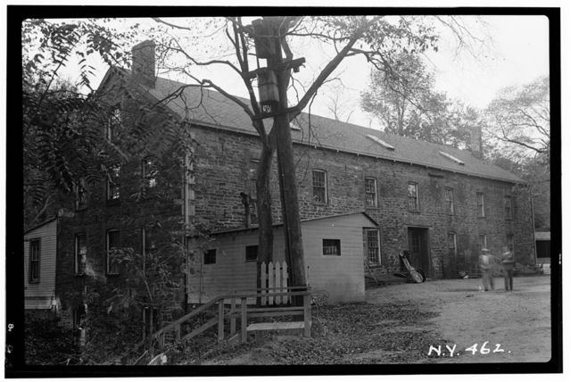 Lorillard Snuff Mill, Botanical Gardens, Bronx Park, Bronx, Bronx County, NY