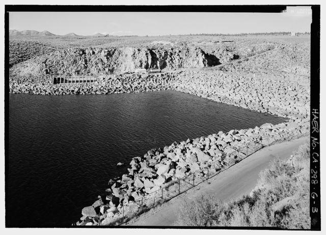 Los Angeles Aqueduct, Crowley Lake Dam, Los Angeles, Los Angeles County, CA