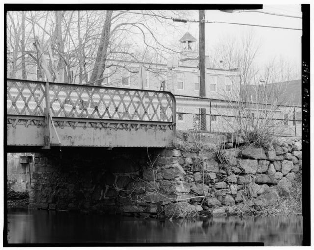 Lovett Bridge, Spanning Mumford River, Douglas, Worcester County, MA