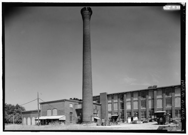 Lowe Mill, Eighth Avenue, Southwest, Huntsville, Madison County, AL