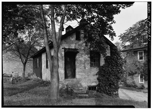 Lowndes Taylor Carriage House, 937 Pottstown Pike (West Goshen Township), West Chester, Chester County, PA