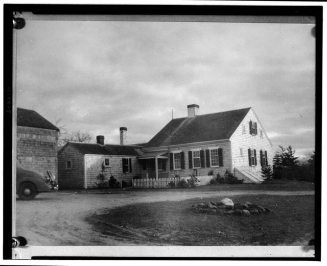Lucy Gray House, Indian Hill Road, North Tisbury, Dukes County, MA