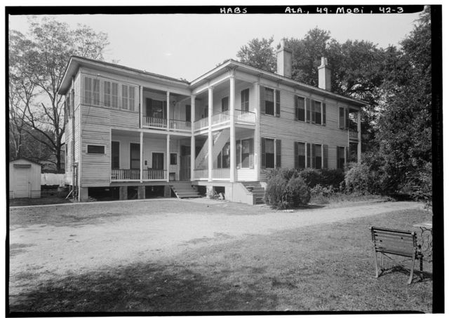 Ludlow House, 1113 Church Street, Mobile, Mobile County, AL