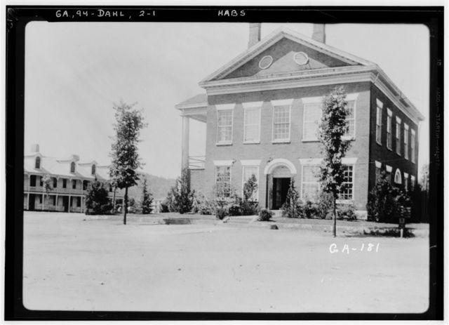 Lumpkin County Courthouse, Dahlonega, Lumpkin County, GA