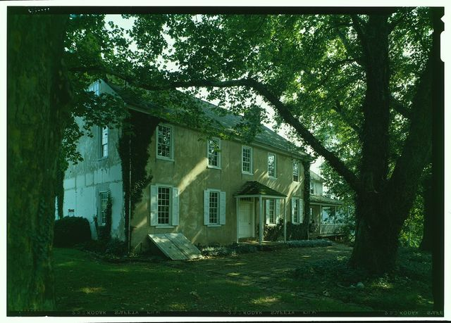 Lundale Farm, House, State Route 100 (South Coventry Township), Pughtown, Chester County, PA