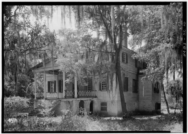 Lynch House, U.S. Routes 17 & 701, McClellanville, Charleston County, SC