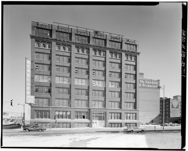 M. E. Smith Building, 201 South Tenth Street, Omaha, Douglas County, NE