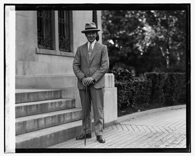M. Frederic Kuobel, Md. Secty., French Embassy, 9/27/26