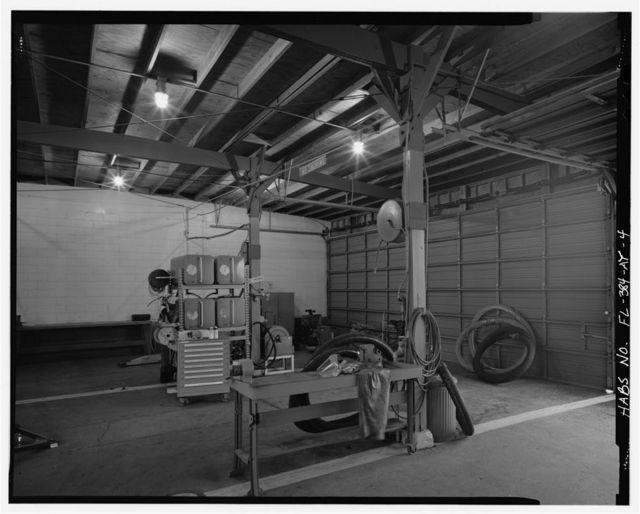 MacDill Air Force Base, Auto Maintenance Shop, 7304 South MacDill Avenue, Tampa, Hillsborough County, FL