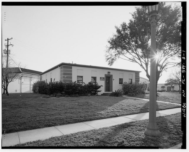 MacDill Air Force Base, Photographic Laboratory, 7718 Hanger Loop Drive, Tampa, Hillsborough County, FL
