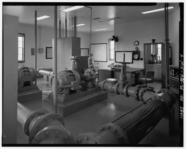 MacDill Air Force Base, Water Pumping Plant No. 1, 2834 Sea Swallow Avenue, Tampa, Hillsborough County, FL