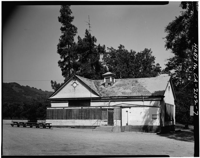 Machado School, Sycamore Avenue, Morgan Hill, Santa Clara County, CA