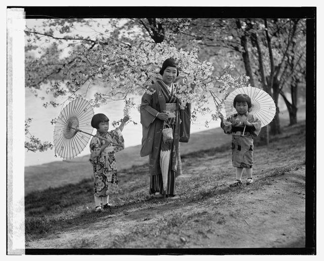 Madam Kawamura & children, 4/14/24