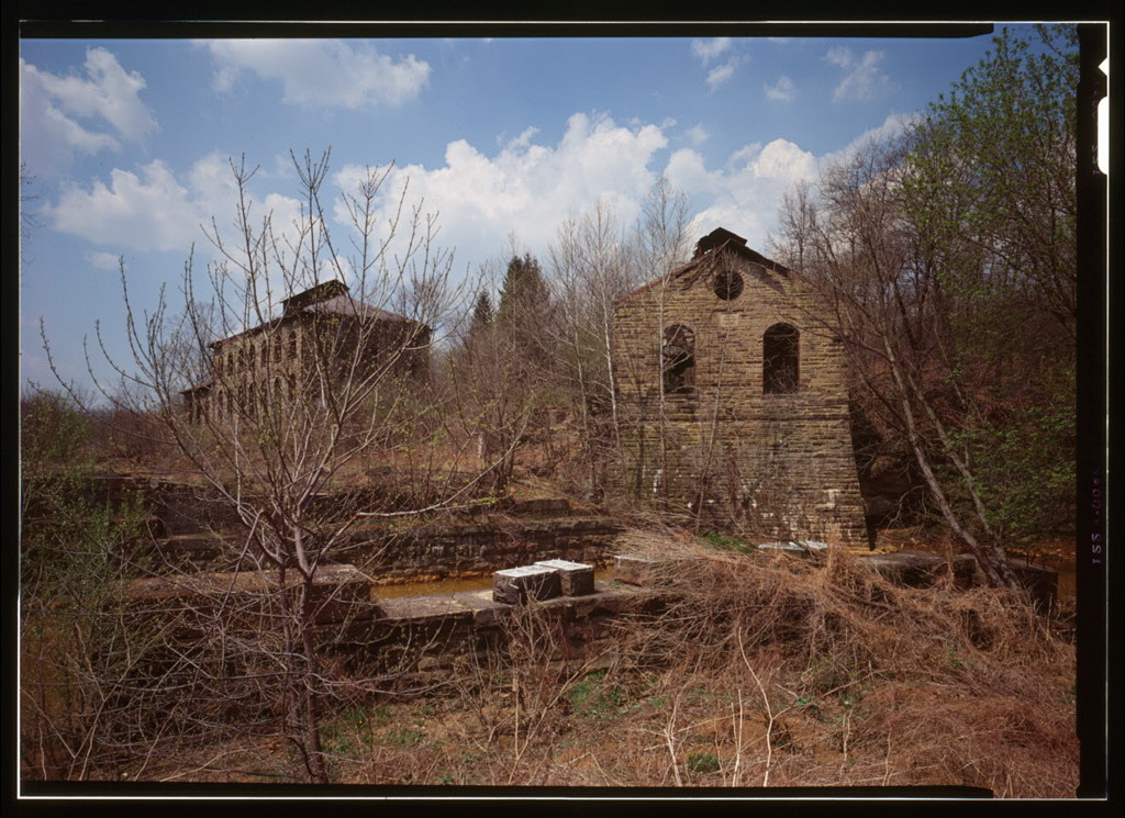 Magee Mine, Hoist House, Northern border of Sewickley Creek