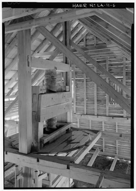 Magnolia Plantation, Cotton Gins & Presses, LA Route 119, Natchitoches, Natchitoches Parish, LA