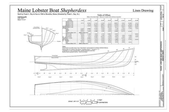 Maine Lobster Boat Shepherdess, Bridges Point Boatyard, Brooklin, Hancock County, ME