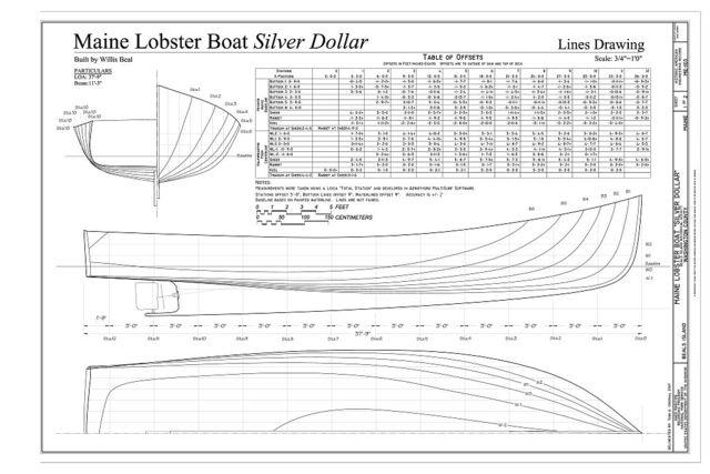 Maine Lobster Boat Silver Dollar, Beals Island Historical Society, Beals Island, Washington County, ME