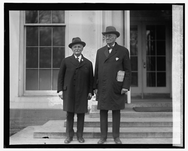 Maj. Gen. John L. Clem & Judge Hosea B. Moulton, 11/17/25