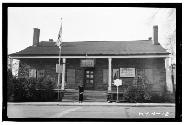 Major Andre House (Prison), Main Street, Tappan, Rockland County, NY