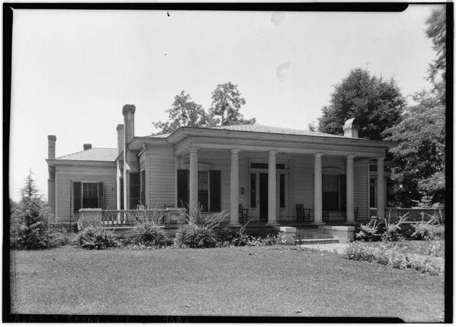 Major James Dunklin House, 111 Herbert Street, Greenville, Butler County, AL