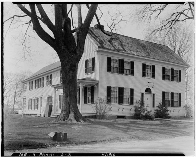 Mallow House, Village Green, Paris, Oxford County, ME