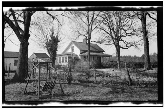 Manakin Village, Structure No. 3, State Route 621, Manakin, Goochland County, VA