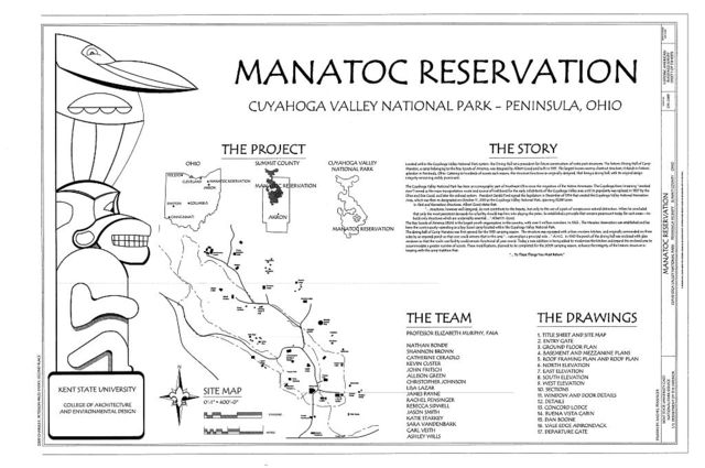 Manatoc Reservation, 1075 Truxell Road, Peninsula, Summit County, OH