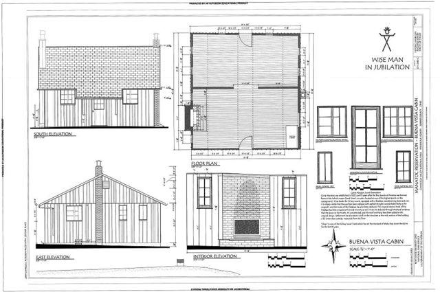 Manatoc Reservation, Buena Vista Cabin, 1075 Truxell Road, Peninsula, Summit County, OH
