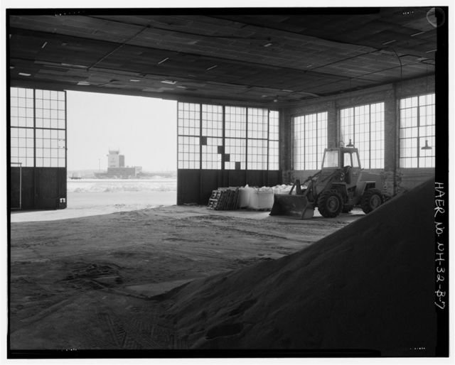 Manchester Airport, Brick Hangar, East of Pine Island Pond, south of North Perimeter Road, Manchester, Hillsborough County, NH