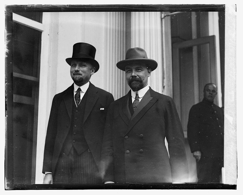 Marc Peter & Dr. Adolph Keller, 6/12/23