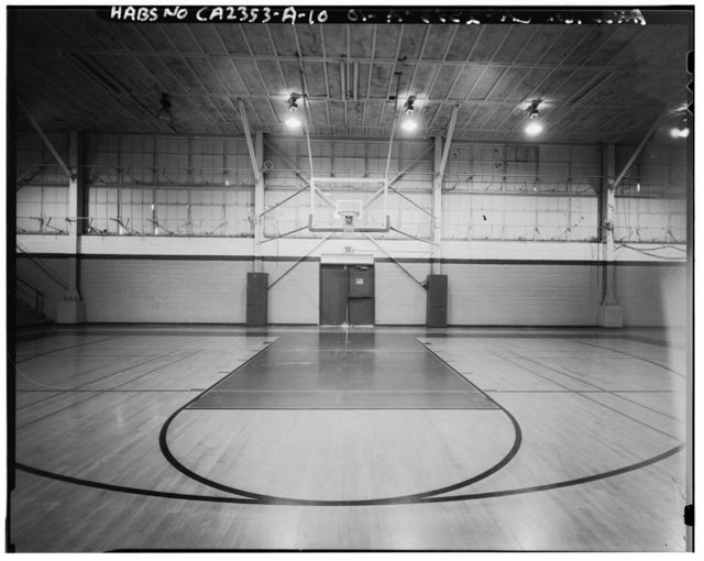 March Air Force Base, March Field, Gymnasium, DeKay Avenue, Moreno Valley, Riverside County, CA