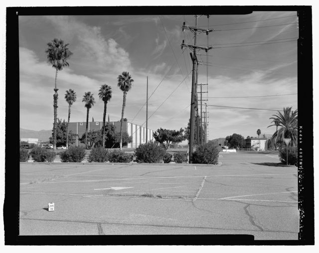 March Air Force Base, Strategic Air Command, Combat Operations Center, 5220 Riverside Drive, Moreno Valley, Riverside County, CA