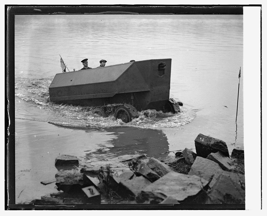 Marine tank, 4/30/24