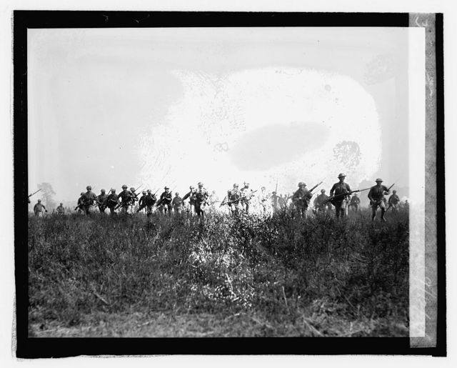 Marines at Sharpsburg, Md., 9/12/24