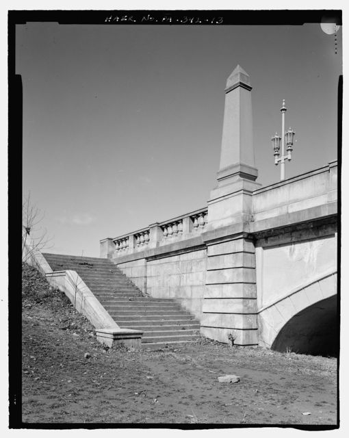 Market Street Bridge, Spanning North Branch of Susquehanna River, Wilkes-Barre, Luzerne County, PA