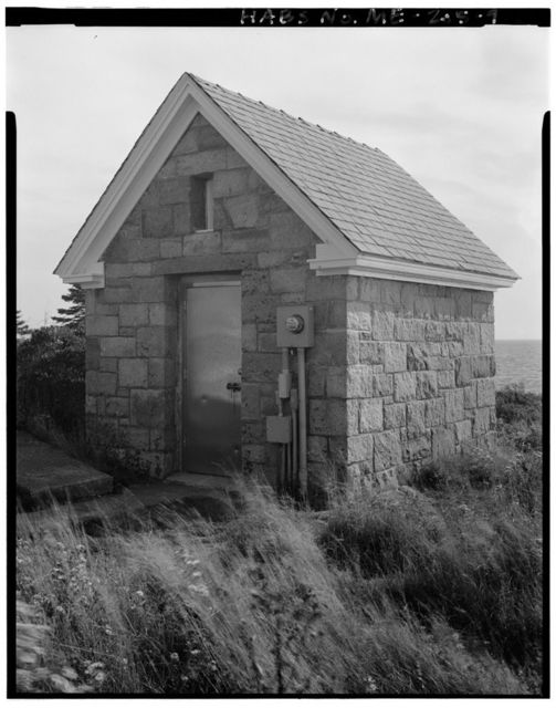 Marshall Point Light Station, At end of Marshall Point Road, south of Port Clyde on east side of harbor, Port Clyde, Knox County, ME