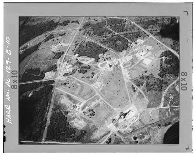 Marshall Space Flight Center, East Test Area, Dodd Road, Huntsville, Madison County, AL