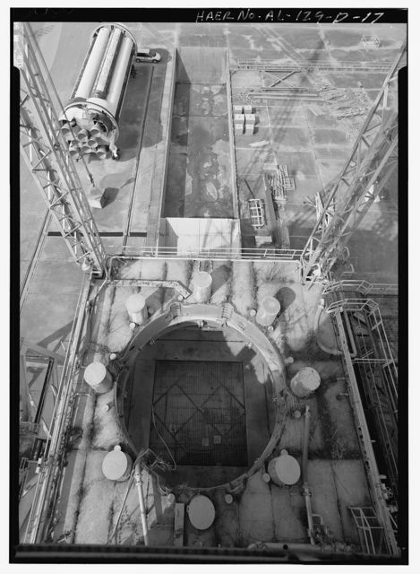 Marshall Space Flight Center, Saturn Propulsion & Structural Test Facility, East Test Area, Huntsville, Madison County, AL