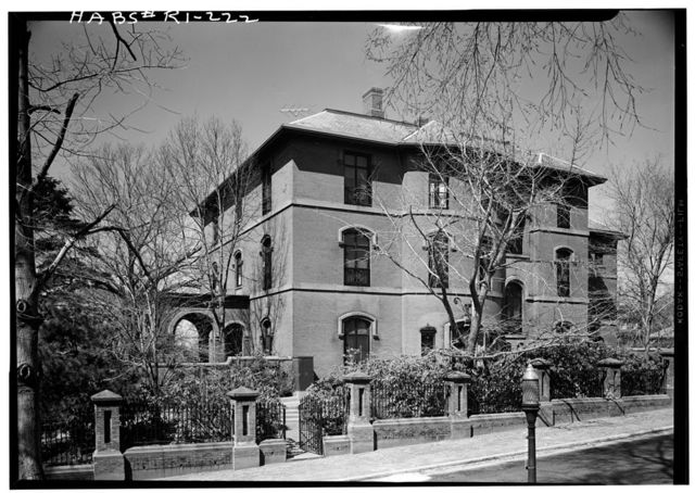 Marshall Woods House, 62 Prospect Street, Providence, Providence County, RI