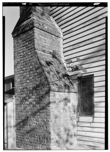 Marston House (Chimney), Toano, James City County, VA