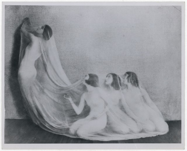 [ Martha Graham and first dance company, 1920's]