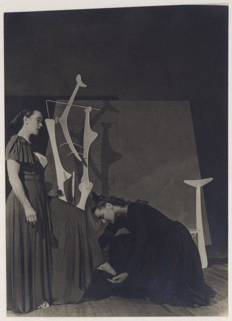 [ Martha Graham and ? in Heriodiade, No. 1]